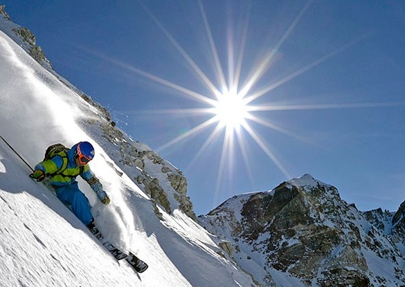 Discover Chile Skiing