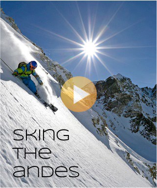 Skiing and Boarding the Andes