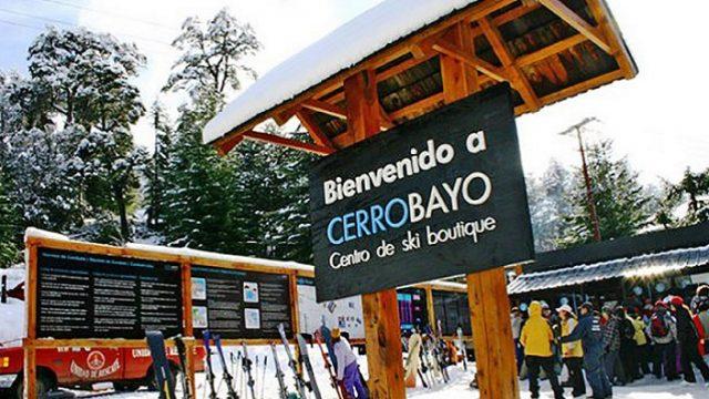 Bienvenidos a Cerro Bayo
