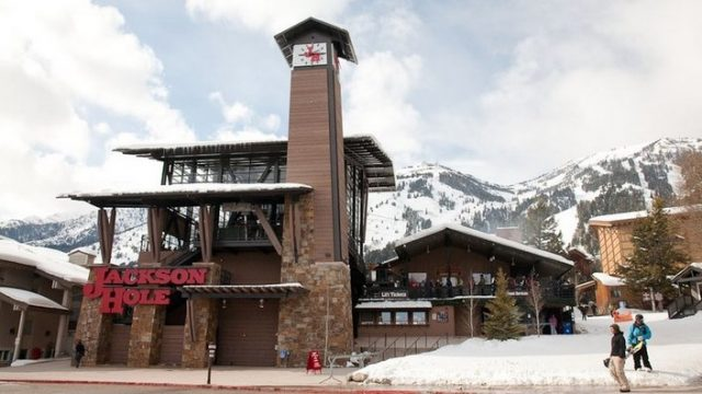 Wyoming  - Ski Resort - Jackson Hole