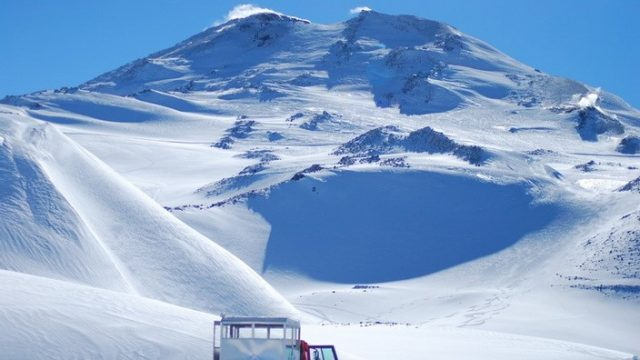 Chile-Resort-Nevados de Chillan (2)