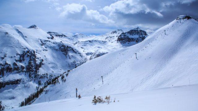 Telluride Ski Resort, Col.
