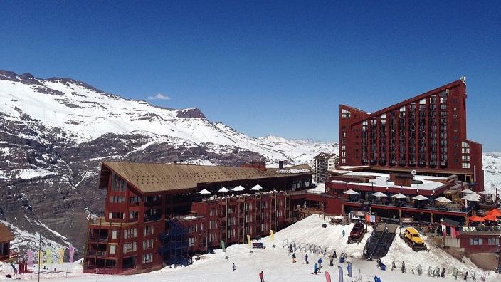 Valle Nevado Hotel